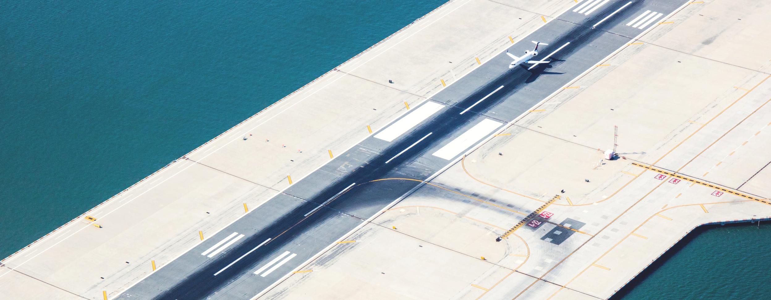 flight procedure design landing aircraft